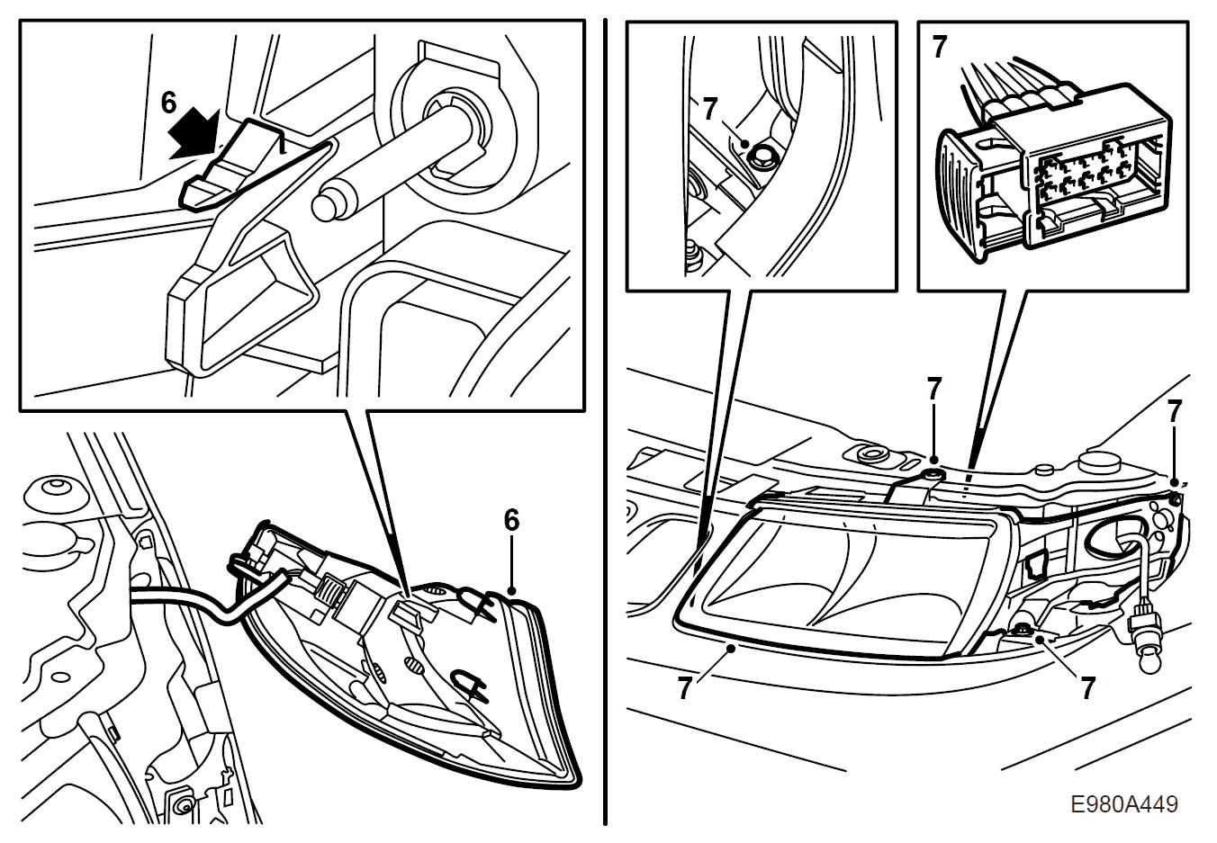 montering av dragkrok besiktning